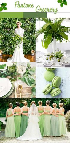 Get Sprung On These Spring Wedding Color Schemes