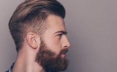 De kosten van een Haar Transplantatie in Den Burg zullen je verbazen Hair And Beard Styles, Curly Hair Styles, Awesome Beards, Haircuts For Men, Hair Cuts, Hair Color, Portrait, Men's Hairstyles, Ducati