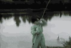 17 GIFs of Terrified Children for Your Adult Amusement from GifGuide --- I totally would have been just like the kid with the fish.... something I would have done.. lol