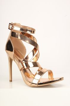 When it comes to the ideal heels and blue jeans you needn t look any more, this happens to be your perfect house. Prom Heels, Pumps Heels, Stiletto Heels, Hot High Heels, Womens High Heels, Peep Toe, Graduation Shoes, Rose Gold Heels, Prom Accessories