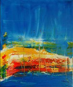 """Saatchi Art Artist Vera Komnig; Painting, """"No. 393"""" #art  No. 393 Acrylic on canvas 60x 50 cm  $ 1200.- www.verakomnig.com http://www.saatchiart.com/art/Painting-No-393/695057/2388609/view"""