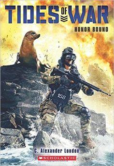 AmazonSmile: Tides of War #2: Honor Bound (9780545663014): C. Alexander London: Books