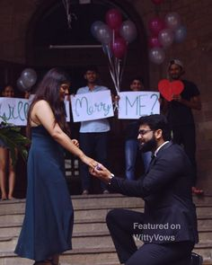 Farha💗Zubair | Submitted by Farha | Farha and Zubair a couple with a seriously cute proposal story! Zubair surprised Farha with a proposal literally spelling out will you marry me? | Surprise proposals | DIY proposal ideas | Real couples | Plan a proposal | Amazing proposals | Balloons and written notes | candid couple shots | Featued on WittyVows | #proposal #surpriseproposal #engaged #engagementrings Surprise Proposal, Proposal Ideas, Couple Shots, Real Couples, Proposals, Marry Me, Spelling, Candid, Love Story