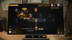 Deus Ex Human Revolution - User Interface on Behance
