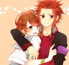Yuusuke Asahina / Ema Hinata (Конфликт братьев / Brothers Conflict)