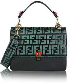 8ade9526fd2bf2 Olyphy shoulder bag for women (green): Handbags: Amazon.com