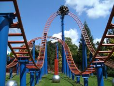 Sonic Spinball, Alton Towers
