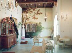 Bridal Designer Sets Up Shop in West Hollywood Castle (http://blog.hgtv.com/design/2013/09/06/bridal-designer-sets-up-shop-in-west-hollywood-castle/?soc=pinterest)