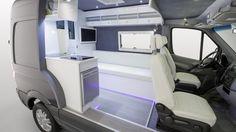 Mercedes-Benz classes up camper market with Sprinter Caravan Concept - Autoblog