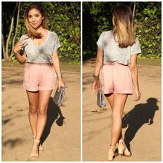 Cute shorts Outfit of the Day   Dulce Candy