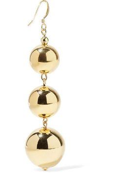 Aretes Bañados En Oro - Loewe Un Tamaño 0WtV5Wo27S