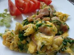 Cukkinis rántotta Risotto, Potato Salad, Fitt, Potatoes, Chicken, Ethnic Recipes, Red Peppers, Potato, Cubs