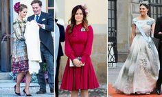 Svenska prinsessornas Madeleine, Victoria och Sofias största modeögonblick 2015