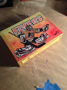 Flyers Goalie box