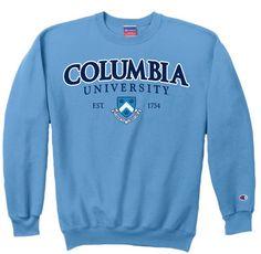Columbia University Champion Crew Sweatshirt