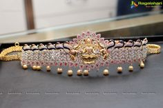 Chaahat Fashion Jewellery Vadanam collections - South India Jewels