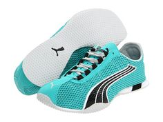 PUMA H-Street+ NM Wn's Limestone Gray/Ceramic Green - Zappos.com Free Shipping BOTH Ways
