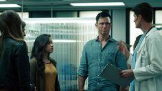 "Shut Eye 1x01 ""Death"" - Charlie Haverford (Jeffrey Donovan) & Vicki (Eva Day)"