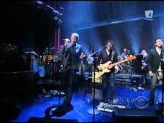 The National - I'm Afraid Of Everyone (Live Letterman 2010).avi