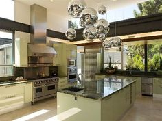 I think I could whip something up in this kitchen!