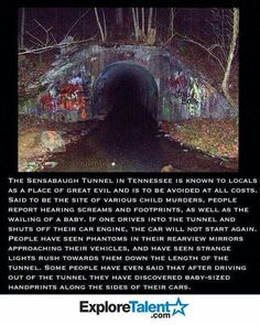 scary creepy horror Halloween supernatural evil haunted ghost scary story creepypasta spooky paranormal haunting disturbing tennesee creepy pasta need source creepy story unsetling halloween story sensabaugh tunnel Creepy Stories, Ghost Stories, Horror Stories, Strange Stories, Haunting Stories, Que Horror, Creepy Horror, Scary Scary, Real Horror