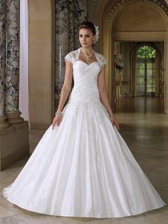 vestidos de novia | 10 vestidos de novia sencillos pero elegantes: Tendencia…