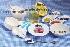 Cómo Hacer Mayonesa Vegetal (veganesa) | Gastronomía Vegana