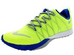 ef14a135f345 Nike Women s Lunar Cross Element Vlt Mtllc Slvr Hypr Cblt Wlf G Training  Shoe 10 Women US. Size  10 B(M) US. A top velcro strap for stability.