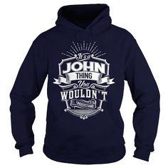 Cool JOHN T shirts