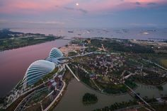 World Architecture Festival announces the World Building of the Year 2012 / Cooled Conservatories at Gardens by the Bay