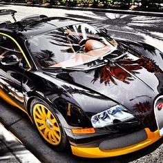 Millionaire boy racers London - Bugatti Veyron via carhoots.com