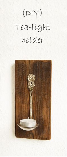 Another of my #upcycling and cutlery-projects. The tutorial is in English and German.