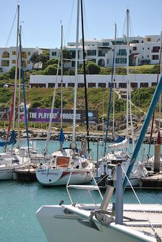 Club Mykonos Langebaan Marina - 2 hours drive from Cape Town on the West Coast.