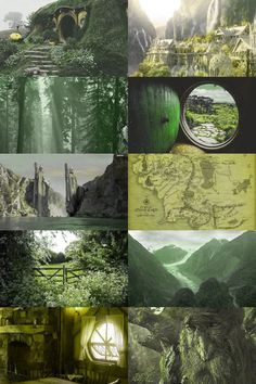 middle earth aesthetic