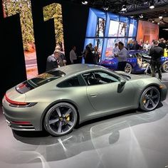 """Searching for a quality luxury cars and truck will undoubtedly bring anyone to the rather apt adjective, """"exotic"""". Porsche 911 Models, Porsche Cars, Super Sport Cars, Super Cars, Porsche 911 Carrera 4s, Ford Classic Cars, Engin, Porsche Design, Top Cars"""