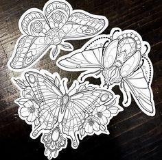 New Tattoo Designs Animals Popular 16 Ideas - Best Tattoos Bug Tattoo, Knee Tattoo, Tattoo Outline, Beetle Tattoo, Tattoo Drawings, Body Art Tattoos, Sleeve Tattoos, Small Tattoos, Flash Tattoos