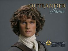 Outlander-Jamie repaint from Tonner James Dean doll | My Immortals