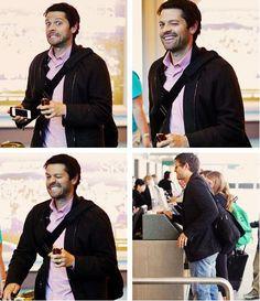 Misha Collins :)