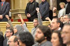 Les condicions de la CUP a Puigdemont: procés constituent estructures destat i no pagar el deute