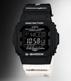 G-Shock x The Hundreds