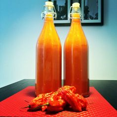 Bringing the heat: Ghost chili mango hot sauce recipe Ghost Pepper Sauce, Ghost Peppers, Hot Sauce Recipes, Chilli Recipes, Pepper Recipes, Chutney, Mayonnaise, Dips, Popsicles