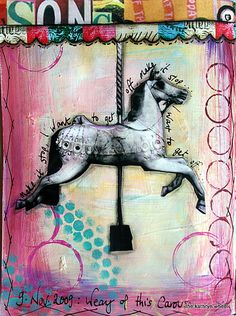 Art Journal - I want to get off | Flickr - Photo Sharing!