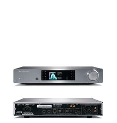 CXN Upsampling Network Music Player can stream from a number of sources including a Mac or PC, and works with services including Pandora, iHeart Radio, Rhapsody and Spotify.