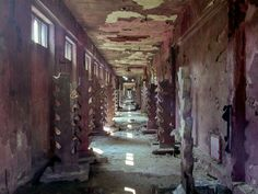 Textile Factory, Italy - Michal Janček | Photography | Urban Exploration | Urbex | Slovakia | Slovensko