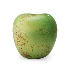 FAIENCE APPLE, BIOT, FRANCE. Height 12 cm. - A nice item at #Bukowskis.
