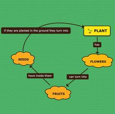 Concept mapping for kids - Kids understand and learn easily when the information is visually presented. Diagrams help them to make connections between concepts and ideas. Check out the full concept map on the link. Copy and edit this map! Teaching Plants, Maps For Kids, Letter Of The Week, Connection, Mindfulness, Concept, Lettering, Learning, Link