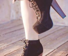 retro booties