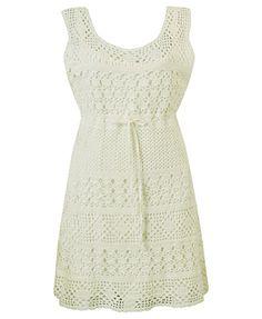 CROCHET EVENING DRESS | Crochet For Beginners