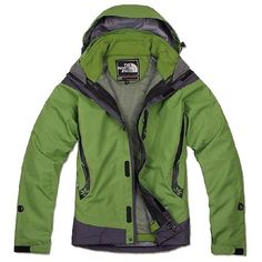 $82  THE NORTH FACE WOMENS TJ085-GREEN