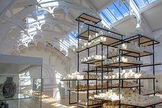 BBC - BBC Arts - Lofty ambitions: York opens up its 'secret gallery'